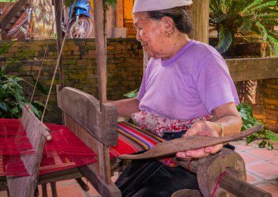 Mai Chau Weaver 3