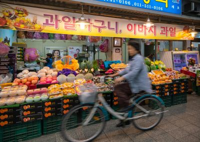Seongdon Market Shopper