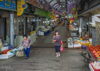 Seongdong Market Entrance