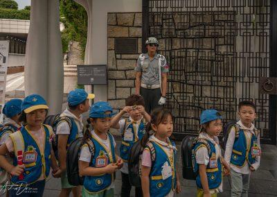 UN Memorial Cemetary Visit