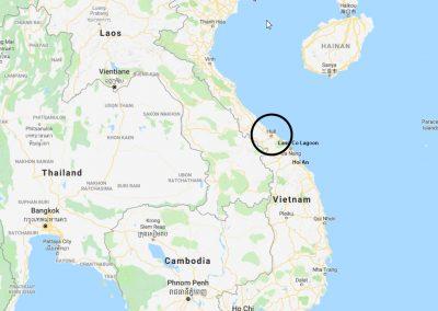 Hue Region
