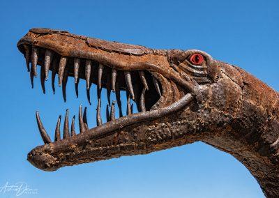 Velociraptor Jaws