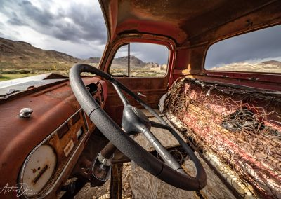Old Car at Rhyolite