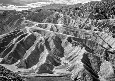Zabriske Point Patterns