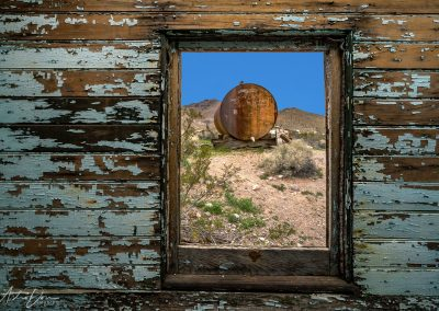 Window To Rhyolite