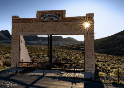 All That Remains at Rhyolite