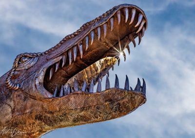 Velociraptor Starburst