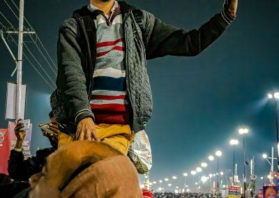 Kumbh Mela Selfie