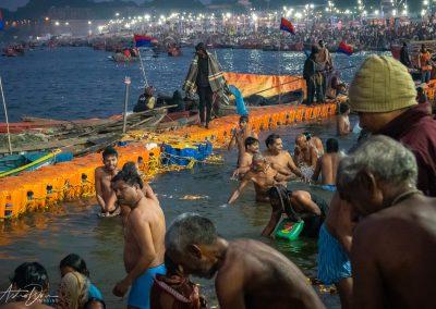 Kumbh Mela Ritual Bathing 2