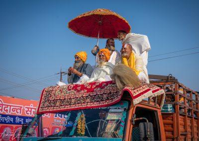 Kumbh Mela Parade