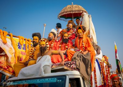 Kumbh Mela Parade 2