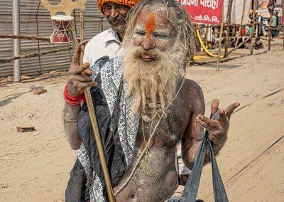 Kumbh Mela Traveler