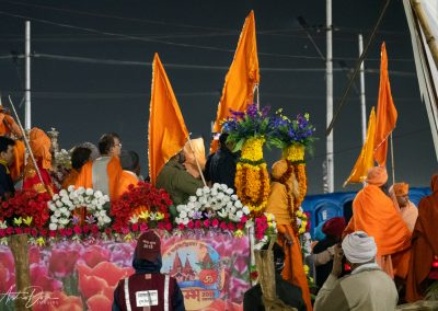 Kumbh Mela Procession