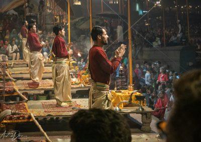 Varanasi Aarti Priests