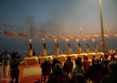 Varanasi Seven Aarti Priests