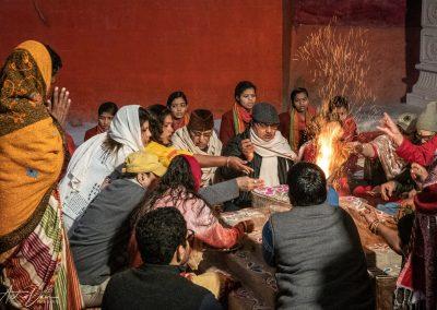 Varanasi Family Ceremony