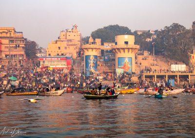 Varanasi Riverfront 2