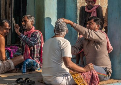 Varanasi Grooming
