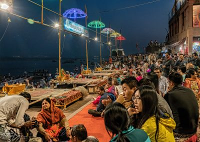 Varanasi Aarti Festival at Dashashwamedh Ghat