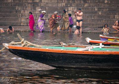 Varanasi All In The Family