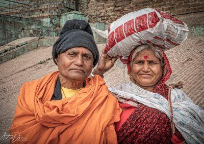 Varanasi Couple