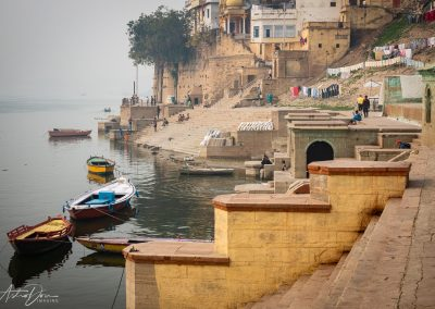 Varanasi Riverfront