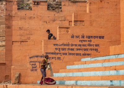 Varanasi Stairs