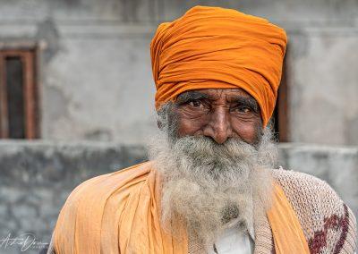 Another Mehlanwala Sikh Elder