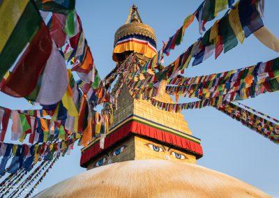 Bouddhanath Stupa 2