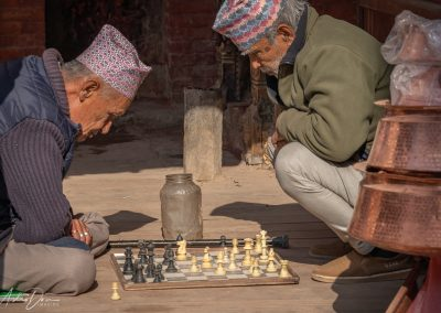 Chess in Nepal