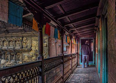 Golden Temple Walkway