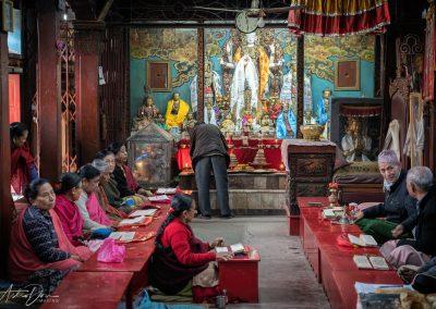 Golden Temple Ceremony