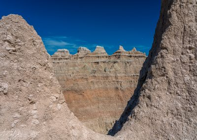 Badlands Through The Gap