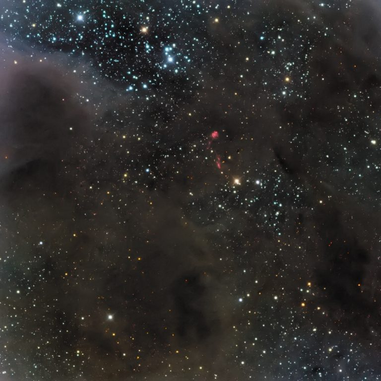 Cha II Dark Cloud