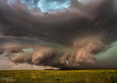Supercell 3 Pumpkin Buttes WY