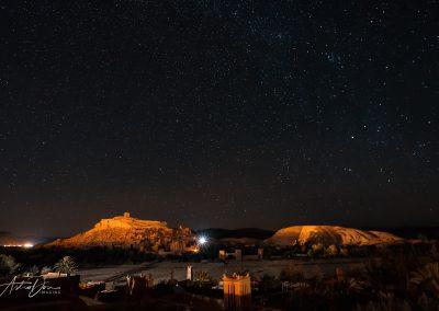 Ait Benhaddou at Night