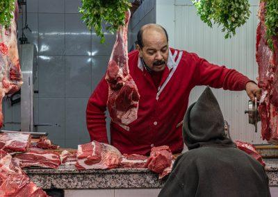 Butcher Shop Moulay Driss