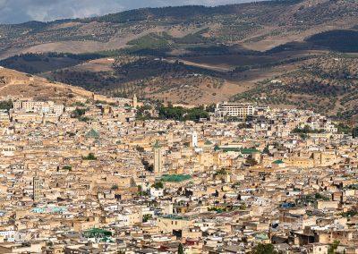 Fez Hillside