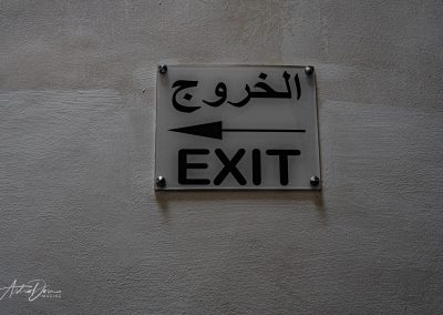 Good-Bye Right-to-Left