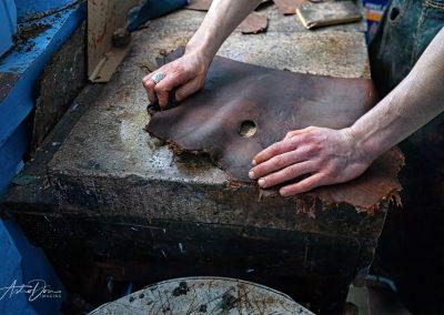 Leather Goods Artisan Chefchaouen
