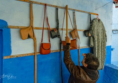 Leather Goods Chefchaouen