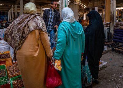 Market Scene Risanni