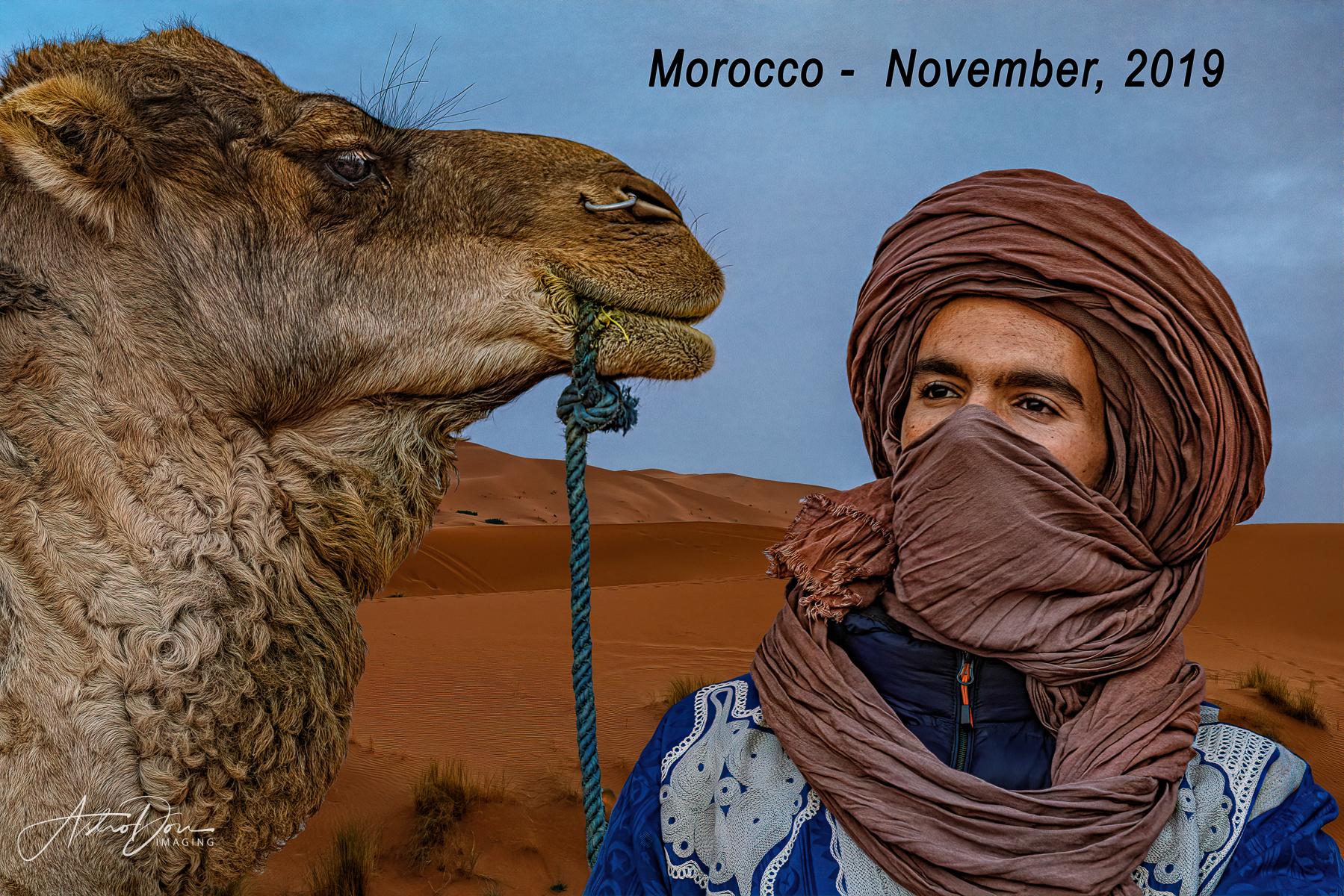 Morocco November 2019