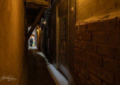 Narrow Alley Fez