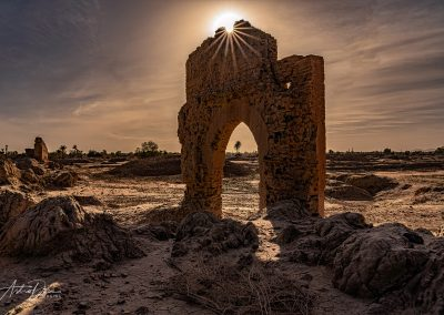 Ruins Near Risanni