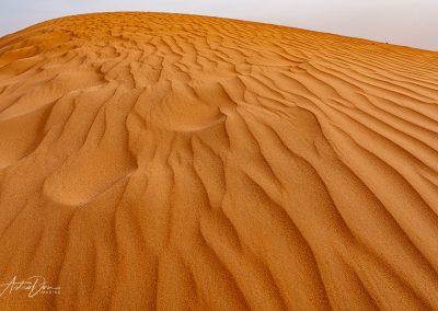 Sand Dune near Erfoud