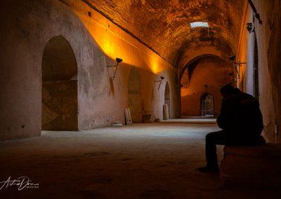 Under Imperial City Meknez