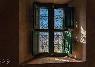 Window Scene Telouet
