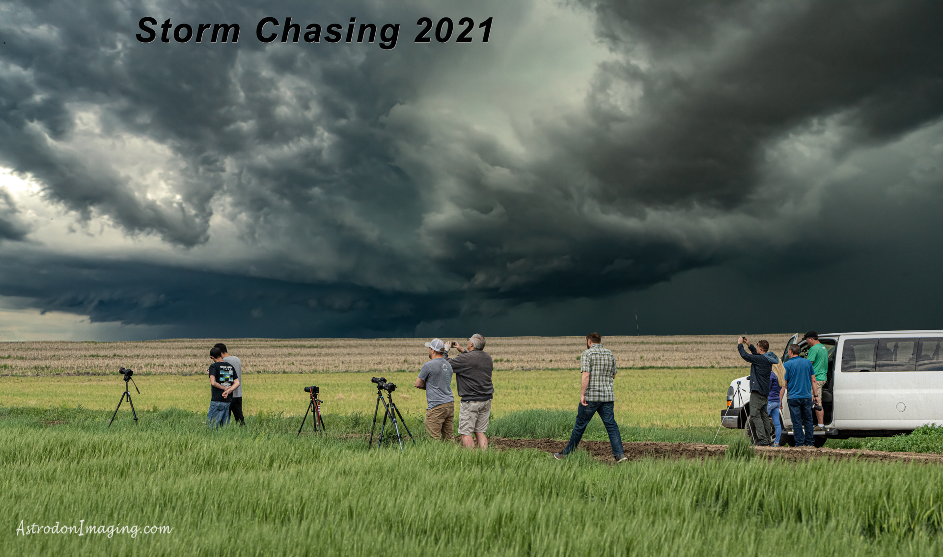 Storm Chasing 2021