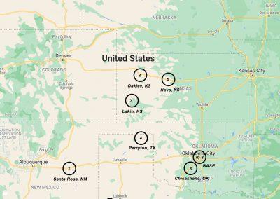 Tempest Tours #4. Traveled 4500 miles.